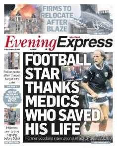 Evening Express Subscription