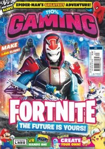 110% Gaming magazine subscription