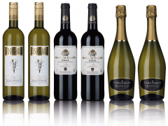 Classic Wine Mixed Selection inc. Sparkling (6 bottles)