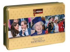 Royal Family Golden Tin