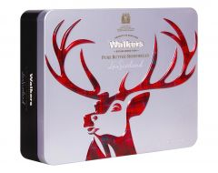 Walkers Stag Shortbread Tin Pack