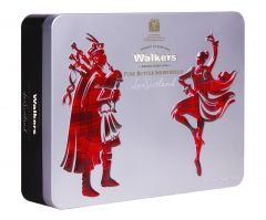 Walkers Bagpiper Shortbread Pack