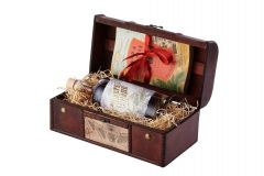 Spiced Rum Gift Chest