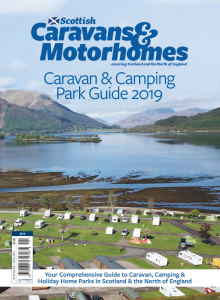 Scottish Caravans & Motorhomes 2019 Annual Parks Guide