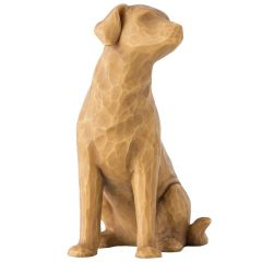 Willow Tree Love my Dog (light) Figurine