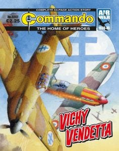 Commando Comic Subscription