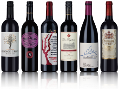Classic Wine Red Selection (6 bottles)