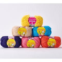 600g Peony Yarn Kit
