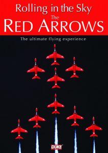 Red Arrows Rolling In The Sky DVD