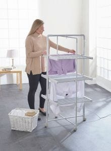 3-Tier Heated Tower Airer