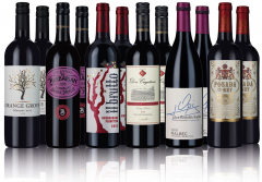 Classic Wine Red Selection (12 bottles)