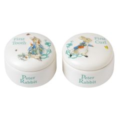 Peter Rabbit™ First Tooth and Curl Box