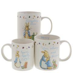 Mummy, Daddy and Me Mug Gift Set