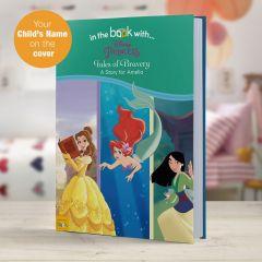 Personalised Disney Princess Tales of Bravery