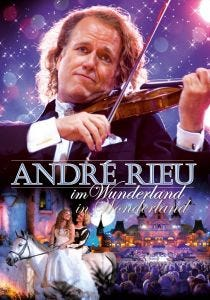 André Rieu: In Wonderland DVD