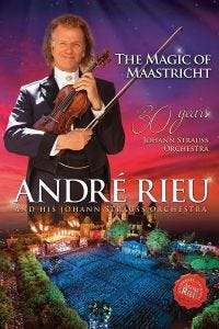 André Rieu:  Magic of Maastricht DVD