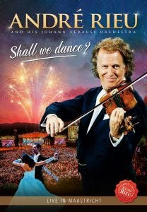 André Rieu Shall We Dance? DVD