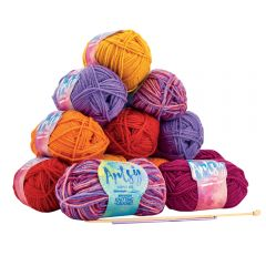 Artsy Yarn Kit
