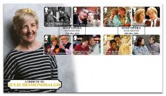 Stamp Collectables - Coronation Street Couples Signed