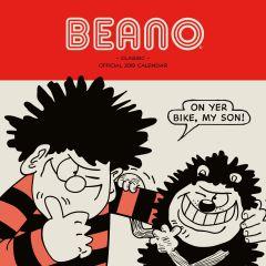 Beano Classic Official 2019 Calendar