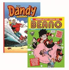 Beano & Dandy Summer Specials 2020