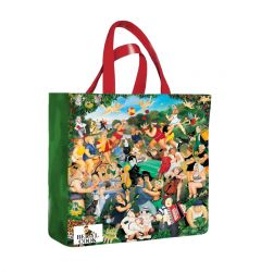 Beryl Cook Good Times Medium PVC Bag
