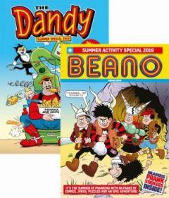 Beano & Dandy Summer Special 2019