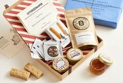 Luxury Breakfast Letter Box Hamper
