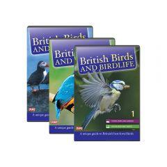British Birds 3 DVD Set