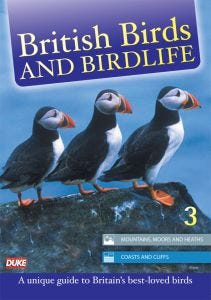British Birds DVD Vol 3