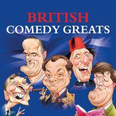 British Comedy Greats