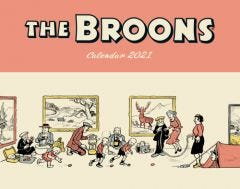 The Broons Calendar 2021