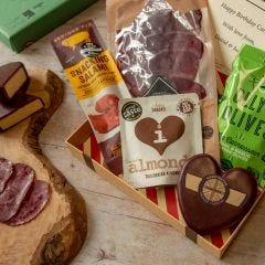 British Cheese & Meats Letter Box Hamper