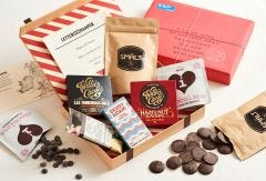 Chocolate Lovers Letter Box Hamper