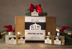 Gin Bothy Christmas Gin Box