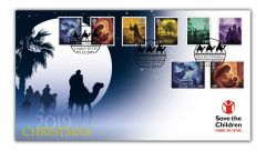 Collectable Christmas Stamps 2019