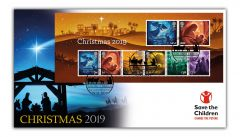 Collectable Christmas Stamps Miniature Sheet 2019