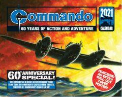 Commando Calendar 2021