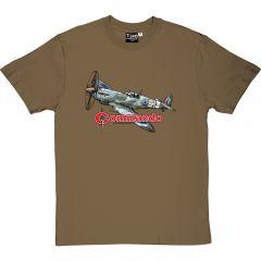 Commando Spitfire T-Shirt