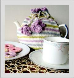 Simple Stripes Tea Cosy Pattern