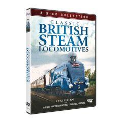 British Steam Locomotives DVD Collection