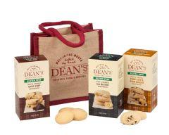 Dean's Gluten Free Gift Bag
