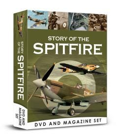 Story of the Spitfire DVD & Magazine Set