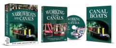 Narrowboats & Canals DVD & Magazine Set
