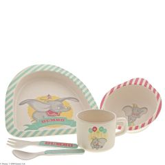Dumbo Bamboo Dinner Set