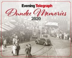 Dundee Memories Calendar 2020