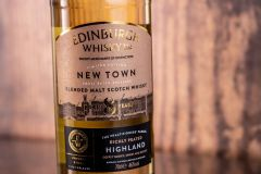 Edinburgh Whisky New Town Blend