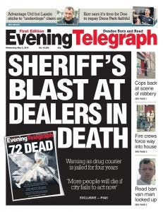 Evening Telegraph Subscription