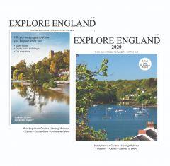 Explore England 2019 & 2020