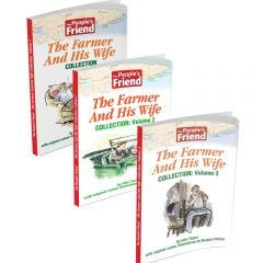The Farmer And His Wife Volumes 1, 2 and 3 & Free Pack Of Any Occasion Cards